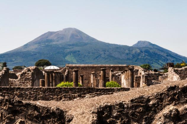 10 pompeii