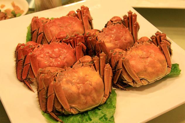 10- crabs