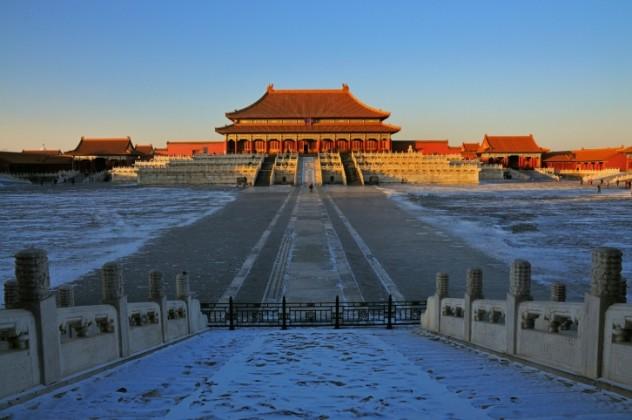 8 forbidden city