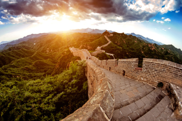 9 great wall