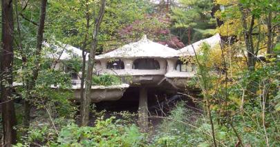 Mushroom House Featured