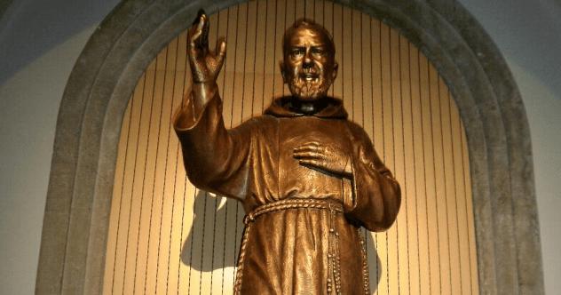 Padre Pio Featured