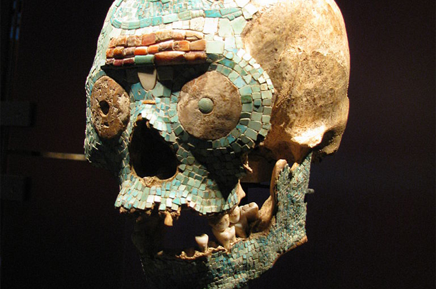 8- aztec