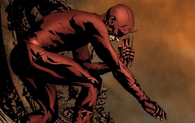 Daredevil Unhappy