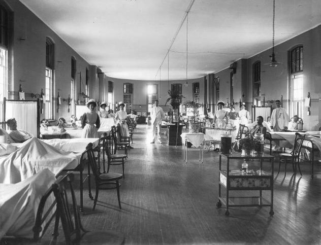 oldtimeyhospital