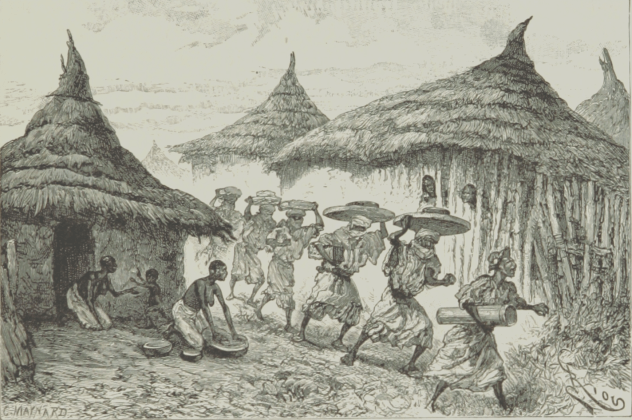 Mossi People