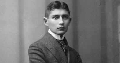 Franz Kafka Featured