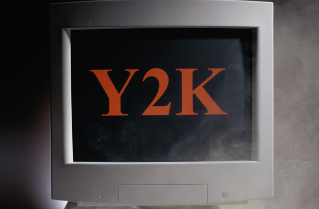the debate over whether the y2k bug was a hoax But rather than see this year as a terrible sword of damocles hanging over us, i  of the open debate permitted  it's a hoax 74-year old doug.