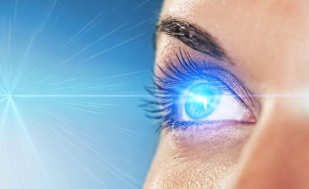 Eye Emissions