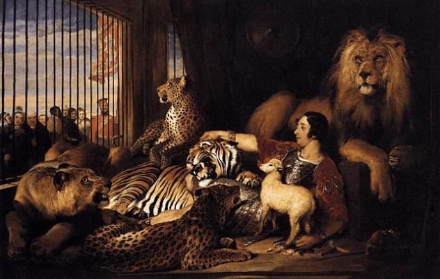 Isaac van Amburgh