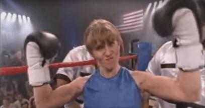 Tonya Harding Boxing