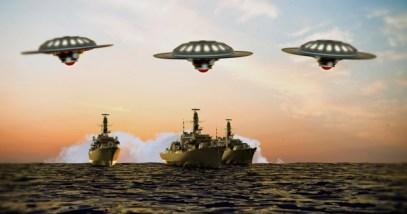 UFO War Featured
