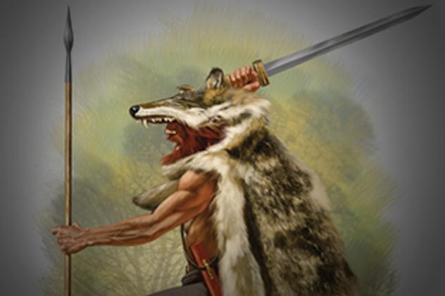 1- werewolf warrior class ulfhednar