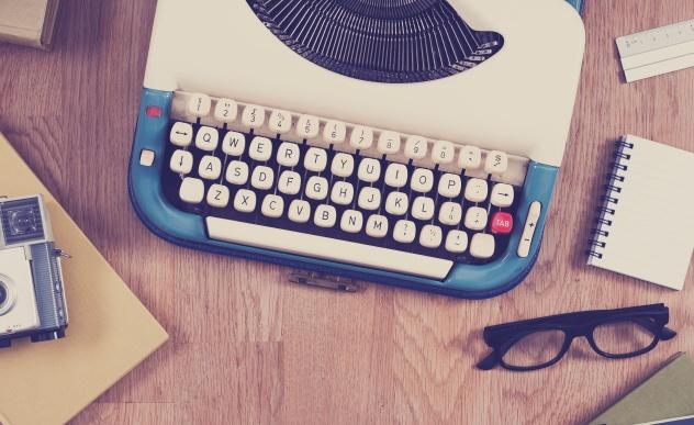 Oldish Typewriter