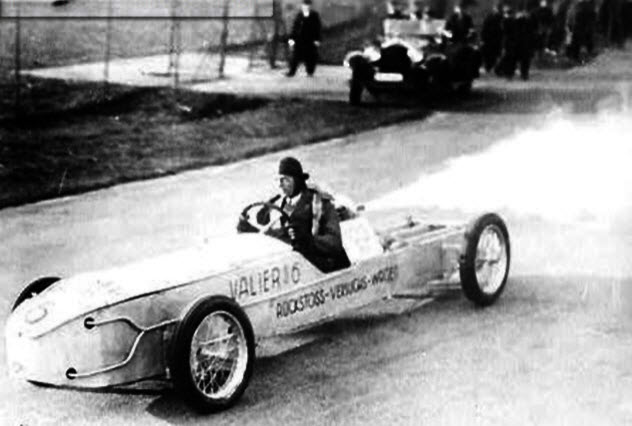 5a-rocket-car