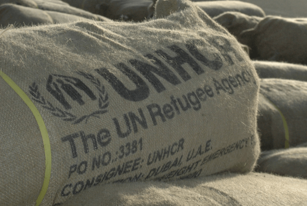 UNHCR Supplies