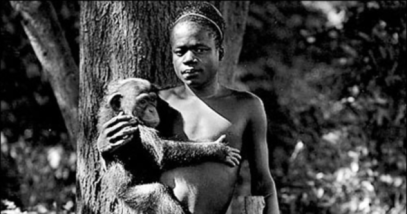 Ota Benga Featured