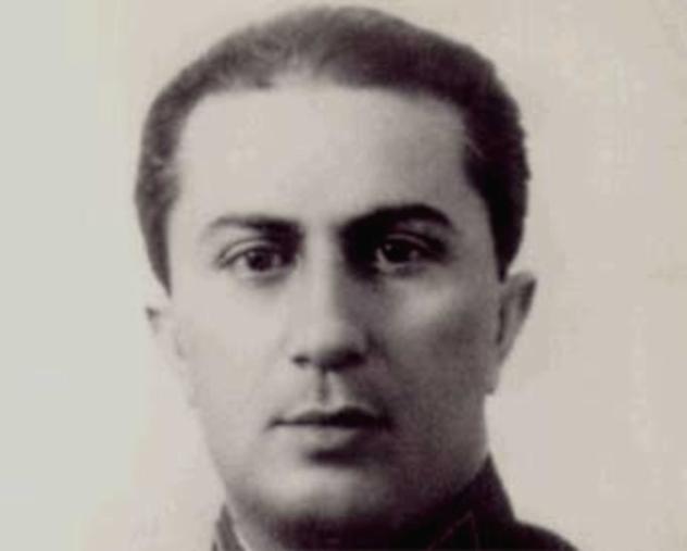 Yakov Dzhugashvili