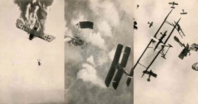 Fake WWI Photos