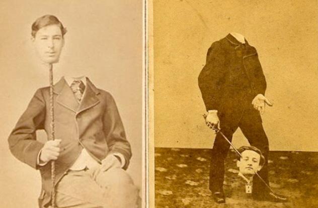 proxy - Headless Portraits - History