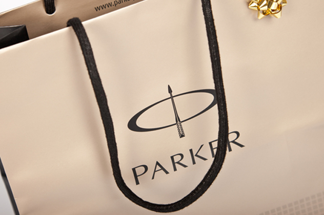 Parker's Shopping Bag
