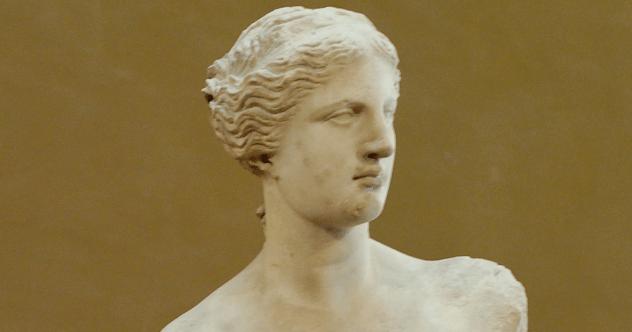 Venus de Milo Featured
