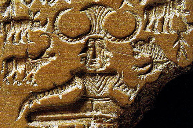 3-indus-valley-carving-hindu-representation