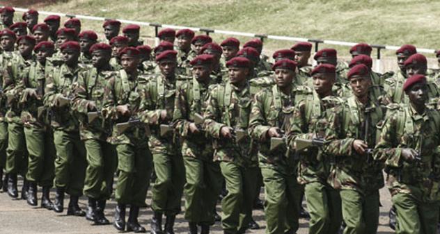 Kenya Anti-Terrorism Police Unit