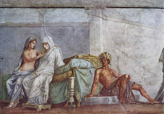 1- ancient rome wedding