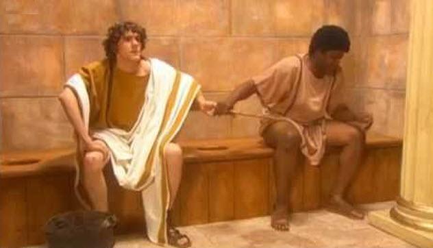 9 Datos asquerosos sobre la Antigua Roma!