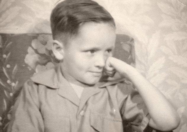 Charles Manson Age 5