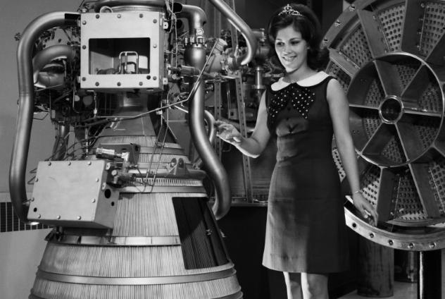 Miss NASA