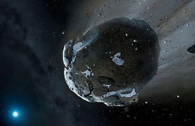 6-meteorite