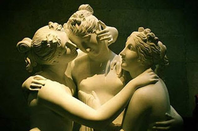 lesbians in greece