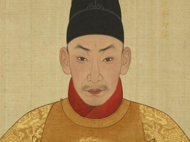 emperor-zhengde