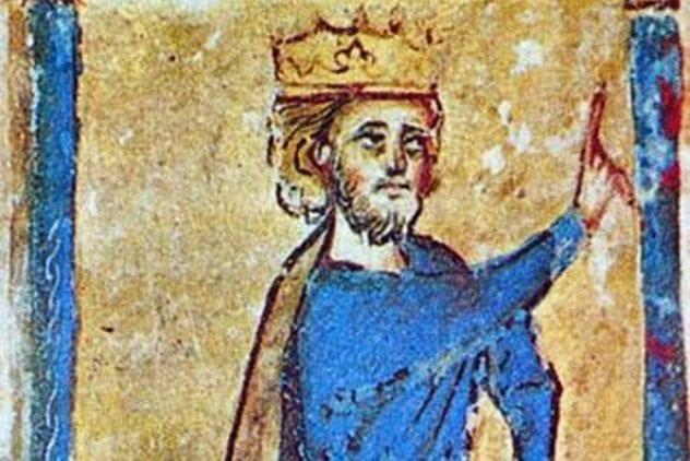 Eric V of Denmark