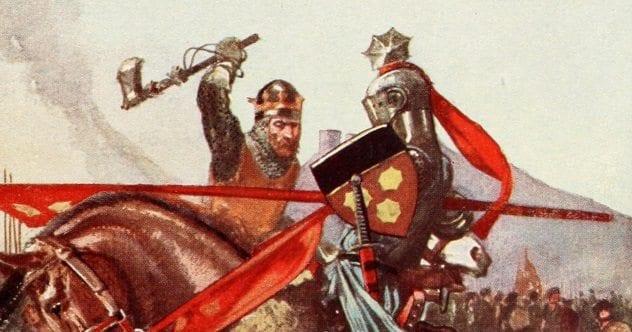 Robert the Bruce vs. Henry de Bohun Featured