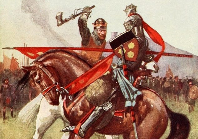 Robert the Bruce vs. Henry de Bohun
