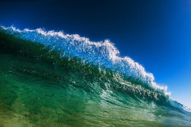 poseidon Tsunami