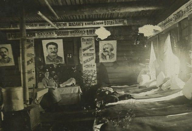 Gulag Prisoner House