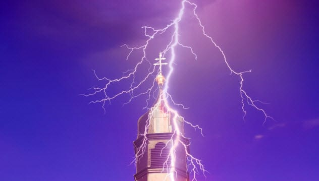 Top 10 Striking Historical Facts About Lightning - Listverse