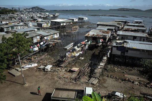 Port Moresby of papa new guinea ranked the 3rd worst city in Africa