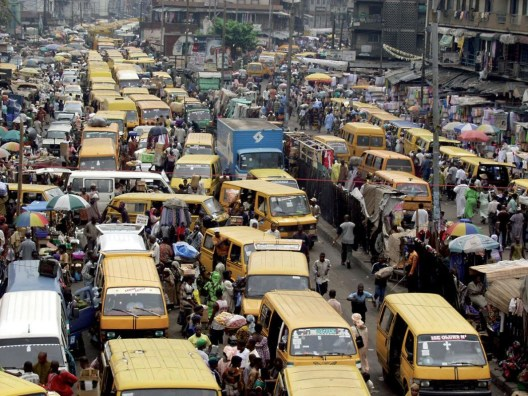 Lagos ranked the second worst city in Africa and 3rd in the world