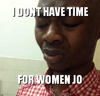 Funny excuses Nigerians give for not having a girlfriend
