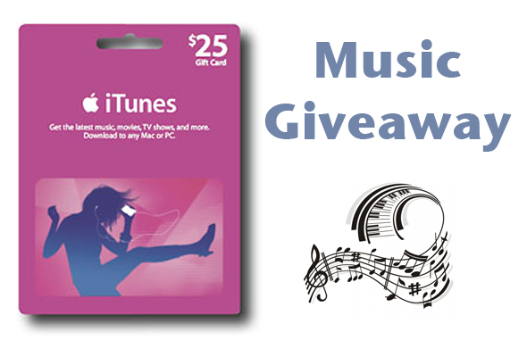 iTunes Gift Card Giveaway