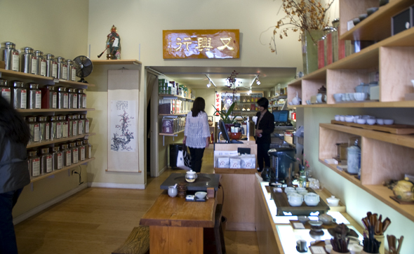 Red Blossom Tea Company