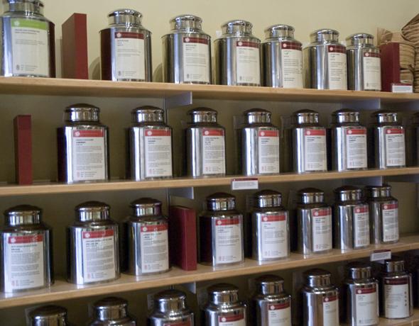 Red Blossom Tea Company teas