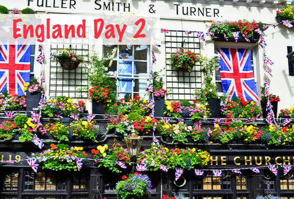 London Day 2