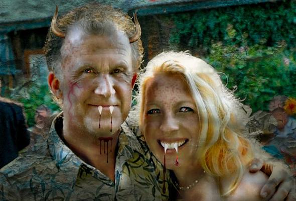 Jim & Jen (Pops & Lita) Halloween