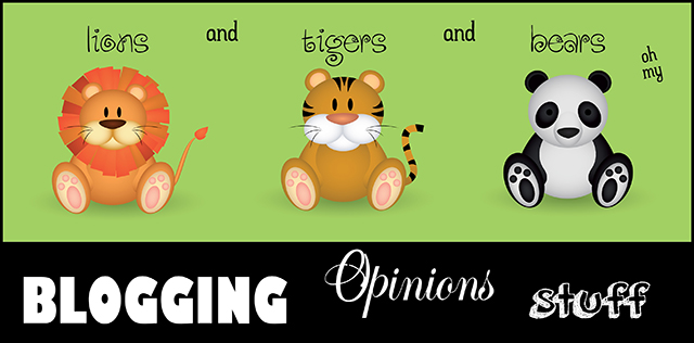 blogging opinions header